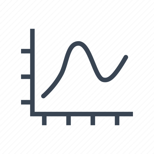 chart, diagram, graph, growth, increase, statistics icon