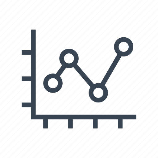 business, chart, graph, infographic, statistics icon