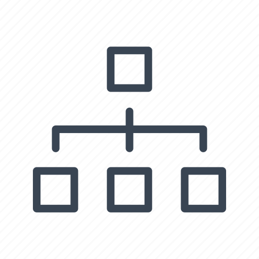 connection, network, organisation, share icon