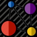 analytics, chart, diagram, graph