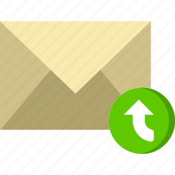 communication, dialogue, discussion, mail, receive icon