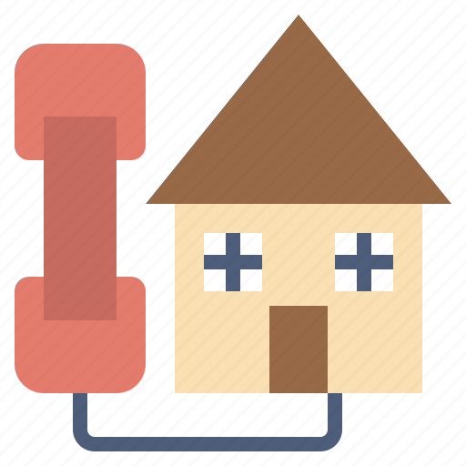 Cellphone, home, mobile, phone, smartphone, technology icon - Download on Iconfinder