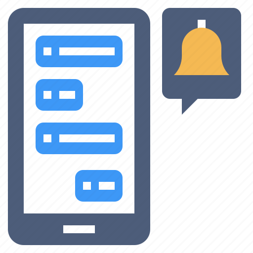Cellphone, message, mobile, smartphone, technology icon - Download on Iconfinder