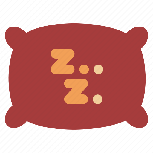 bed, dream, health, pillow, sleep icon