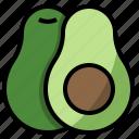 avocado, diet, fruit, nutrition, vegetable
