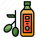 diet, nutrition, oil, olive icon