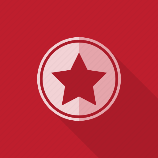 achievement, award, like, quality, star, stars, top icon