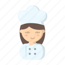 appearance, cook, culinary, image, person, profession, woman icon