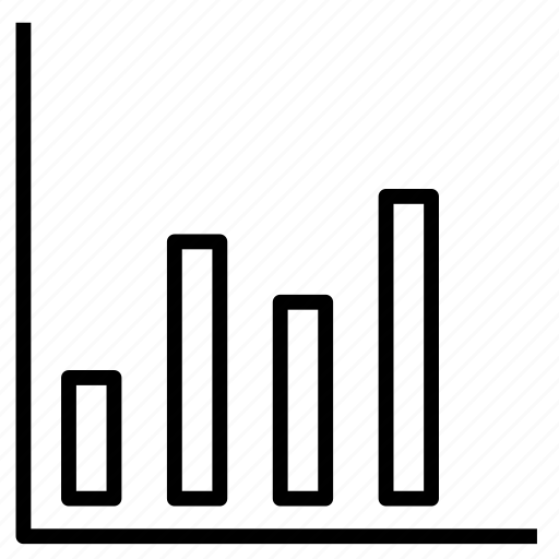 Statistics, bar, chart, diagram, graph icon - Download on Iconfinder