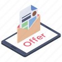 ecommerce, offer, online discount, online shopping, shopping website icon