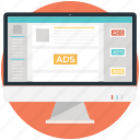 ad campaign, ad targeting, advertising campaign, digital media marketing, imc icon