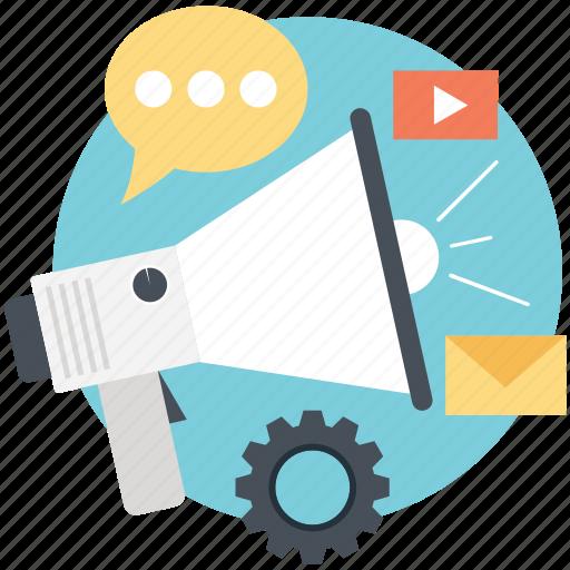 ad campaign, ad targeting, advertising campaign, digital media marketing, imc icon