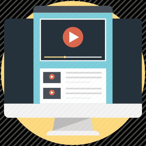 media marketing, video advertising, video marketing, video selling, viral video icon