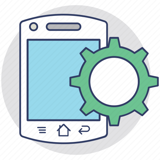 android development, mobile apps development, mobile development, mobile software development, mobile technology icon