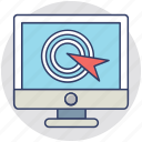 click, computer click, cursor, screen click, subscribe icon