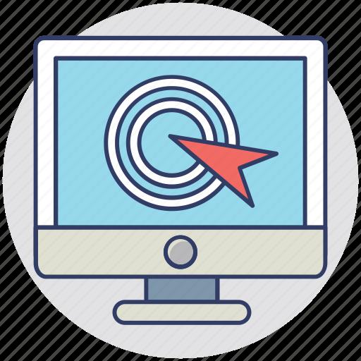 click, computer click, cursor, screen click, subscribe icon