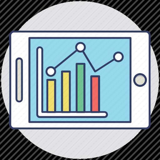 market analysis, market monitoring, market news, market reporting, market survey icon