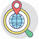 find location, gps, navigation, navigation direction, search location
