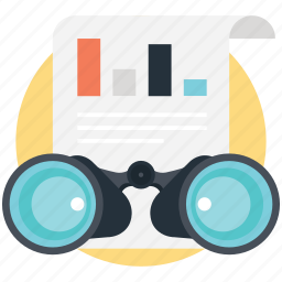 analysis, analytics, development, exploration, survey icon