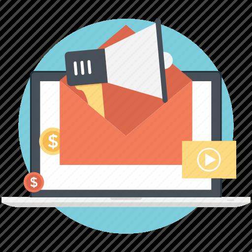 digital advertising, digital marketing, ecommerce, internet marketing, online marketing icon