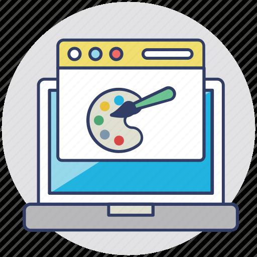 computer graphics, graphic designing, photoshop illustration, web designing, web graphics icon