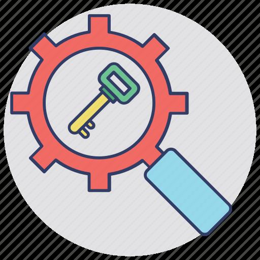 advertising, keyword research, optimization, seo, website ranking icon