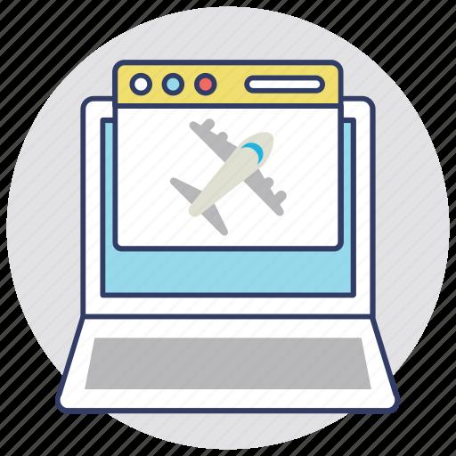landing page, on page seo, page speed optimization, seo process, web development icon