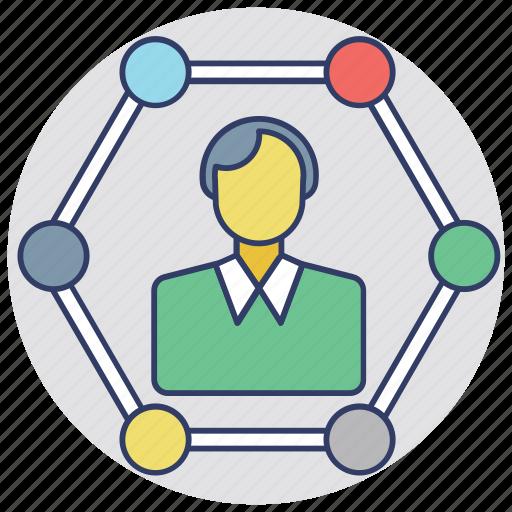 Affiliate marketing, affiliate program, customer referral program, internet business, referral program icon - Download on Iconfinder
