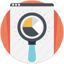 market research, sales and marketing, flow chart, data analysis process, brand positioning icon