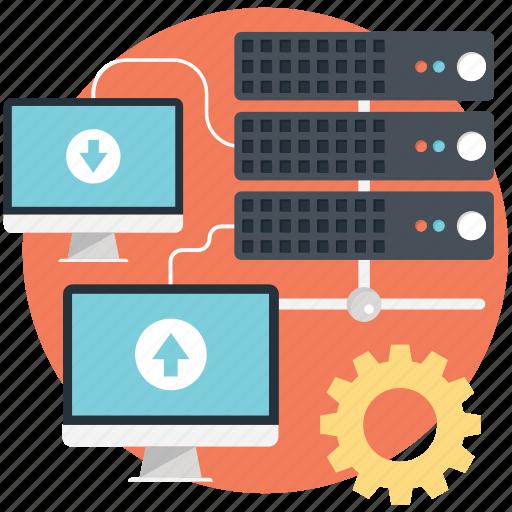 imarketing, internet traffic, optimization, web development, web hosting icon