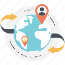 global network, international networking, global business, worldwide connect, global networks icon