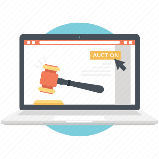 Bidding Websites Internet Auction Internet Auctions Online Auction Online Bidding Icon