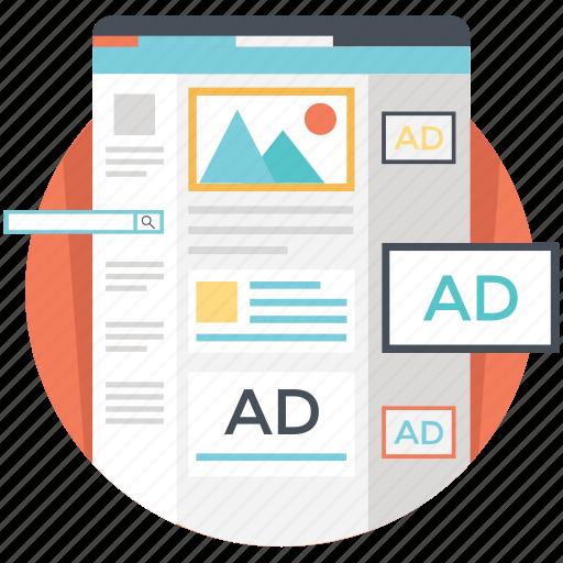 digital marketing, mobile marketing, online advertising, online marketing, ppc icon