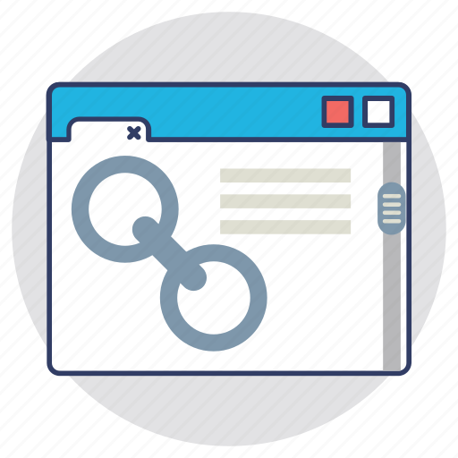 backlinks, cms, optimization, seo, web project icon
