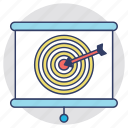 aim, dartboard, target, focus, bullseye