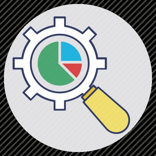 business development, market analysis, market monitoring, marketing, visualization icon