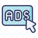 ads, ad, online, promotion, click