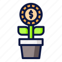 money, investment, finance
