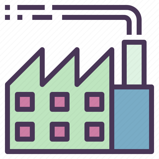 activities, economics, factory, industry, manufacture, production icon