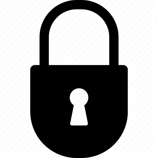 key, lock, locked, protected, secure, unavailable icon