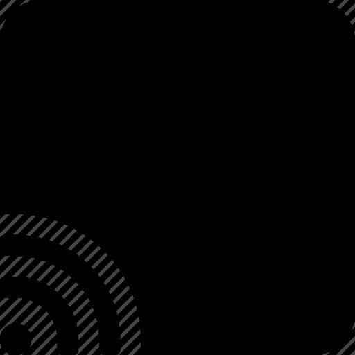 connection, internet, screen, signal, stream, wifi icon