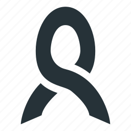 aids, cancer, health, ribbon icon