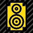 audio, hifi, loudspeaker, monitor, professional