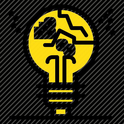 concept, copycat, fail, fake, idea icon