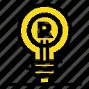 brand, concept, genuine, idea, logo icon
