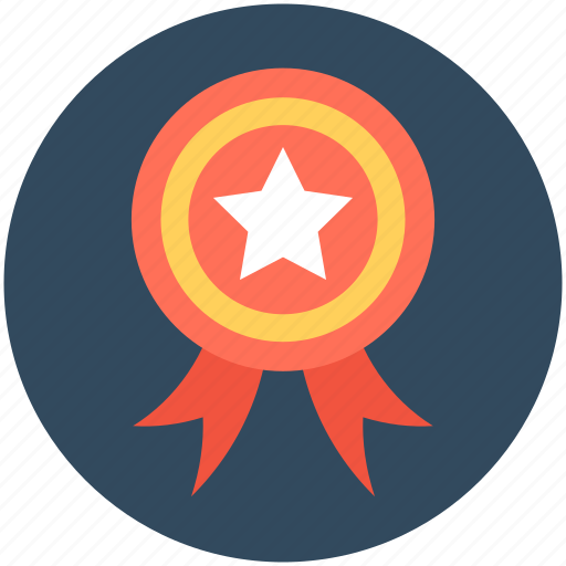 Badge, insignia, premium badge, quality, star badge icon - Download on Iconfinder