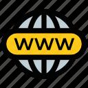 cyberspace, internet site, site, website, www