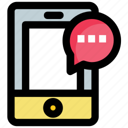 mobile communication, mobility, video call via mobile, video message icon