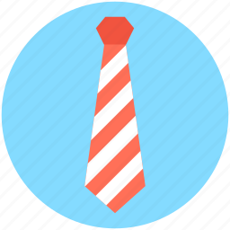 fashion, formal tie, necktie, tie, uniform tie icon