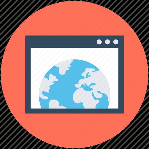 Browser, web browser, webpage, website, windows tab icon - Download on Iconfinder